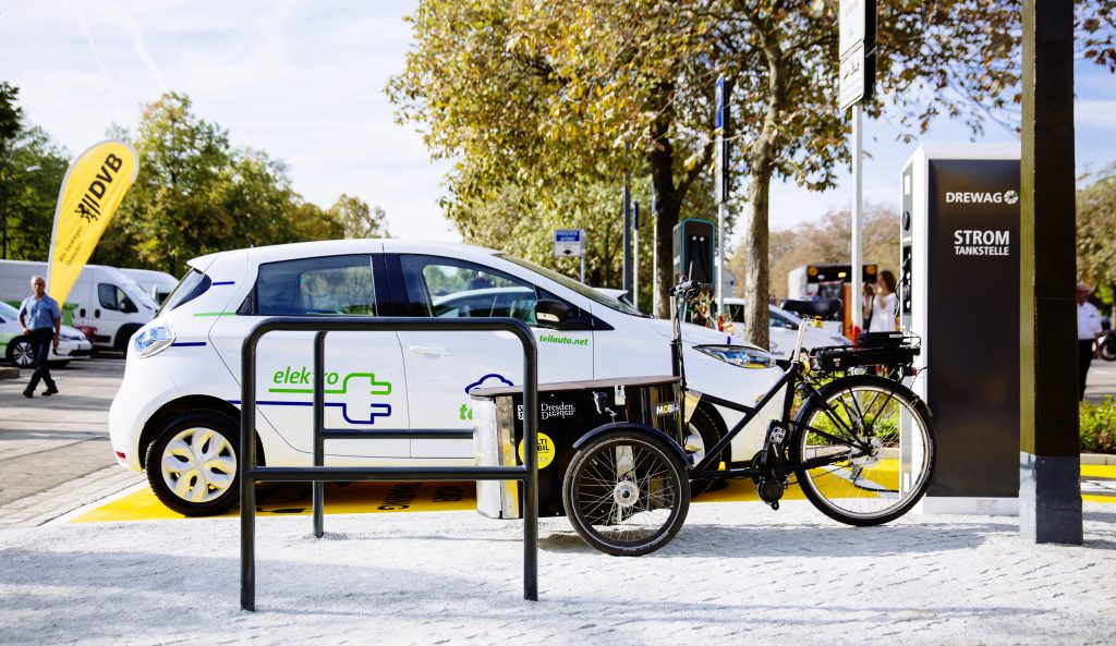 Dresden: a further step towards its Sustainable Urban Mobility Plan 2025plus
