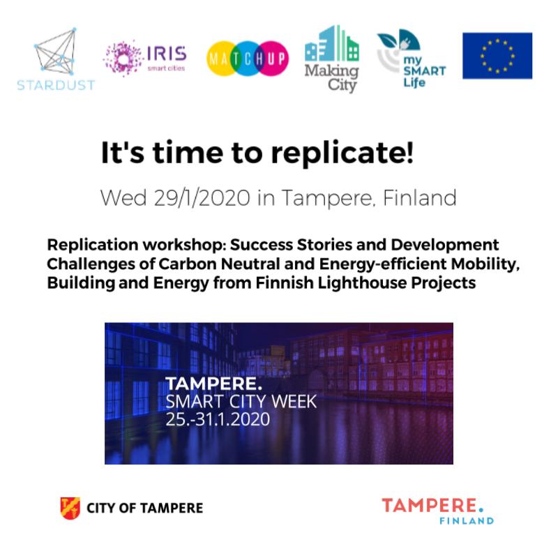 Tampere smart city