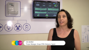 Eva Muñoz, project manager at ETRA Group